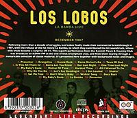 La Bamba Live Devember 1987 - Produktdetailbild 1