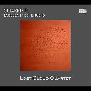 La Bocca,I Piedi,Il Suono (+Dvd), Lost Cloud Quartet