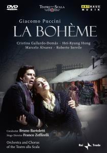 La Boheme, Bartoletti, Gallardo-Domas, Hong