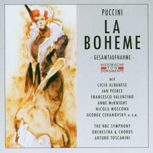 La Boheme, Nbc Symphony Orchestra