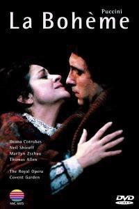La Boheme, The Royal Opera Covent Garden