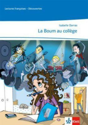 La boum au collège, Isabelle Darras