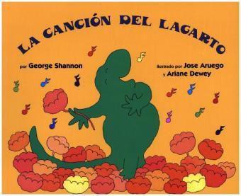La Cancion del lagarto, George Shannon