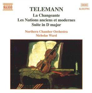 la Changeante/Suite/+*Ward, Nicholas Ward, Northern Chamber Orchestra