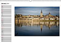 La Charité-sur-Loire The old city (Wall Calendar 2019 DIN A3 Landscape) - Produktdetailbild 1