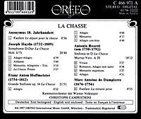 La Chasse:Fanfare/Sinf.73/Grande Sinf.Op.14/+ - Produktdetailbild 1