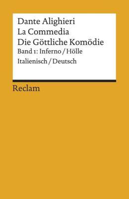 La Commedia / Die Göttliche Komödie - Dante Alighieri |