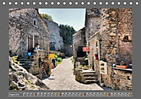 La Couvertoirade - die Festung der Tempelritter (Tischkalender 2019 DIN A5 quer) - Produktdetailbild 8