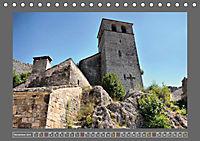 La Couvertoirade - die Festung der Tempelritter (Tischkalender 2019 DIN A5 quer) - Produktdetailbild 11