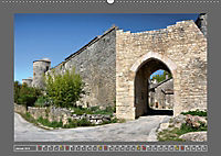 La Couvertoirade - die Festung der Tempelritter (Wandkalender 2019 DIN A2 quer) - Produktdetailbild 1