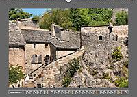 La Couvertoirade - die Festung der Tempelritter (Wandkalender 2019 DIN A2 quer) - Produktdetailbild 9