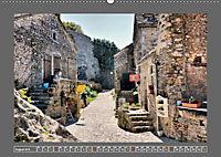 La Couvertoirade - die Festung der Tempelritter (Wandkalender 2019 DIN A2 quer) - Produktdetailbild 8