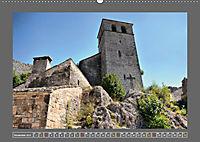 La Couvertoirade - die Festung der Tempelritter (Wandkalender 2019 DIN A2 quer) - Produktdetailbild 11
