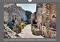 La Couvertoirade - die Festung der Tempelritter (Wandkalender 2019 DIN A4 quer) - Produktdetailbild 8