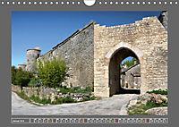 La Couvertoirade - die Festung der Tempelritter (Wandkalender 2019 DIN A4 quer) - Produktdetailbild 1