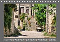 La Couvertoirade - die Festung der Tempelritter (Tischkalender 2019 DIN A5 quer) - Produktdetailbild 2