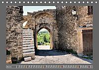 La Couvertoirade - die Festung der Tempelritter (Tischkalender 2019 DIN A5 quer) - Produktdetailbild 5