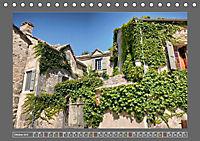 La Couvertoirade - die Festung der Tempelritter (Tischkalender 2019 DIN A5 quer) - Produktdetailbild 10