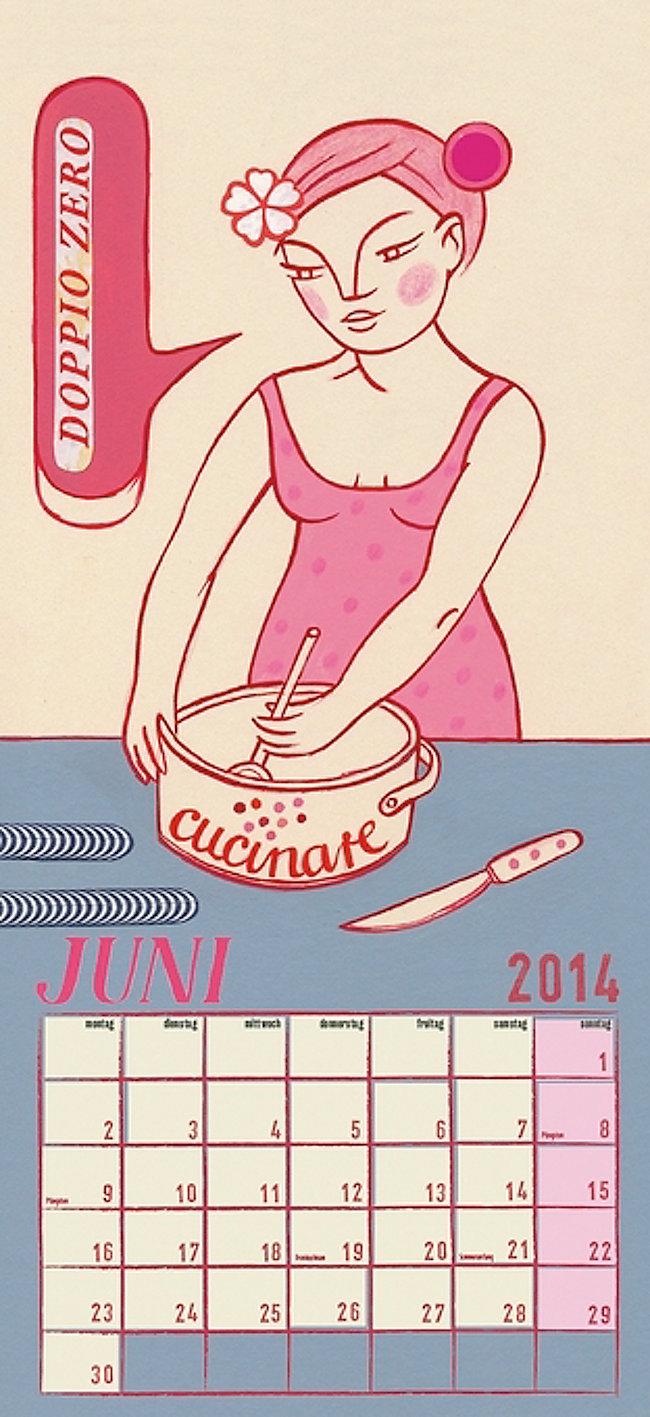 La cucina verde 2014 - Kalender günstig bei Weltbild.de ...