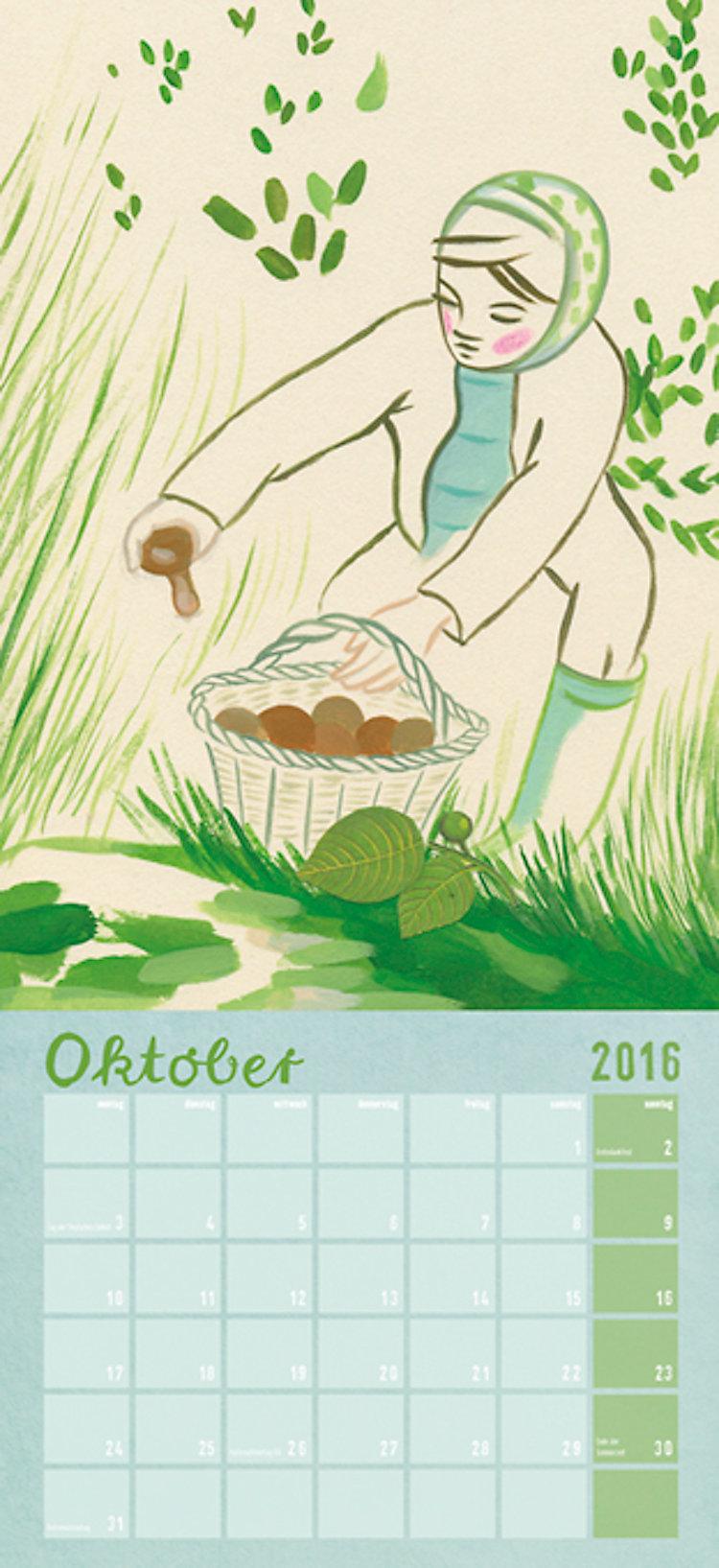 La cucina verde 2016 - Kalender günstig bei Weltbild.de ...
