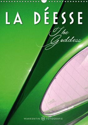 La Deesse The Goddess (Wall Calendar 2019 DIN A3 Portrait), Karl H. Warkentin