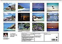 La Digue, träumen sei erlaubt (Wandkalender 2019 DIN A2 quer) - Produktdetailbild 13