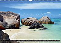 La Digue, träumen sei erlaubt (Wandkalender 2019 DIN A3 quer) - Produktdetailbild 7