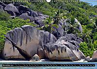 La Digue, träumen sei erlaubt (Wandkalender 2019 DIN A3 quer) - Produktdetailbild 11