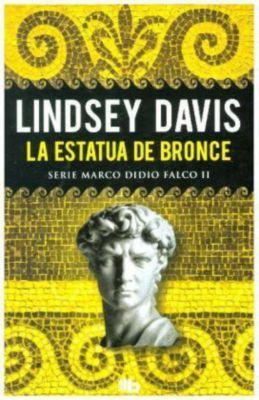 La estatua de bronce, Lindsey Davis