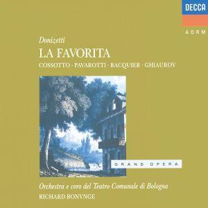 La Favorita (Ga), Cossotto, Pavarotti, Bonynge, Otcb