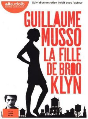 La fille de Brooklyn, MP3-CD, Guillaume Musso