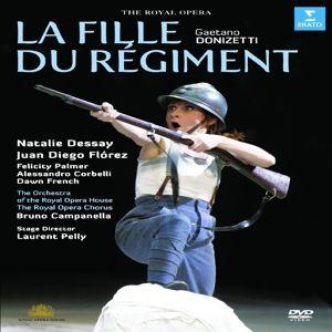 La Fille Du Regiment, Natalie Dessay, Juan D. Florez