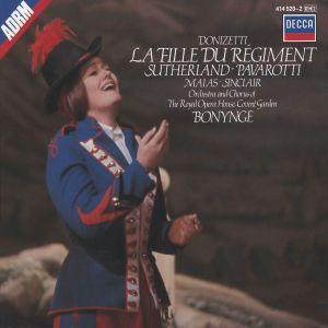 La Fille Du Regiment (Ga), Sutherland, Pavarotti, Bonynge, Roho