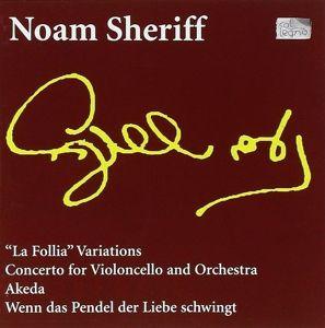 La Follia Var./conc.cello & Or, Sheriff, Duesseldorfer Symph.