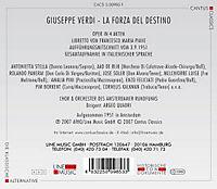 La Forza Del Destino - Produktdetailbild 1