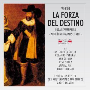 La Forza Del Destino, Chor & Orch.Des Amsterdamer Rundfunks