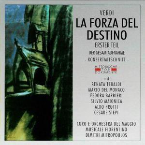 La Forza Del Destino (Erster Teil), Coro E Orchestra Del Maggio Musicale Fiorentino