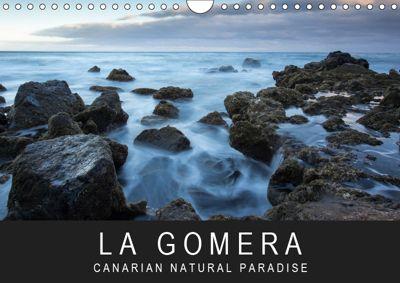 La Gomera - Canarian Natural Paradise (Wall Calendar 2019 DIN A4 Landscape), Stephan Knödler