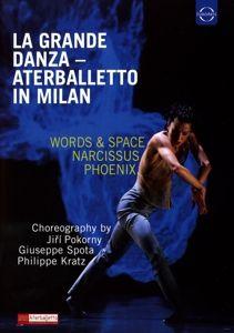 La Grande Danza:Aterballetto In Milan, Aterballetto