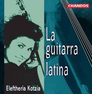 La Guitarra Latina, Eleftheria Kotzia