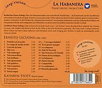 La Habanera-Piano Music From Cuba - Produktdetailbild 1