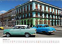 La Isla Kuba (Wandkalender 2019 DIN A3 quer) - Produktdetailbild 1