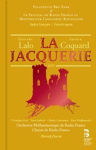 La Jacquerie (2 Cd+Buch), Gens, Gubisch, Davin, Orch.Philharm.De Radio France