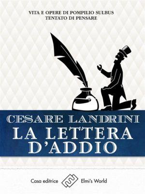 La lettera d'addio, Cesare Landrini