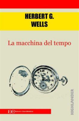 La macchina del tempo, HERBERT G. WELLS