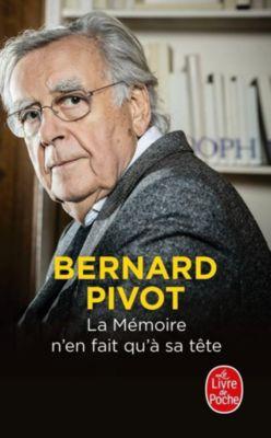 La mémoire n'en fait qu'à sa tête, Bernard Pivot
