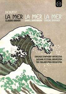 La Mer Edition, Claudio Abbado, Daniel Barenboim, Eugene Ormandy