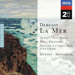 La Mer/Images/Nocturnes, Charles Dutoit, Osm