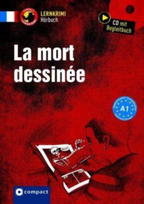 La mort dessinée, Audio-CD, Virginie Pironin