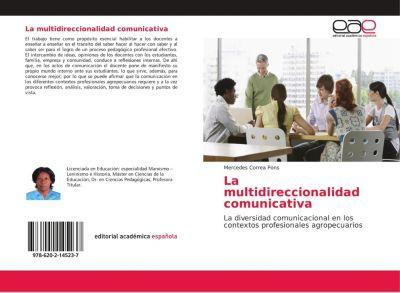 La multidireccionalidad comunicativa, Mercedes Correa Pons